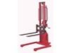 HEAVY DUTY WINCH OPERATED STACKER