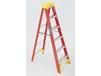 EXTRA HEAVY DUTY FIBERGLASS STEPLADDER - 300 lbs. DUTY RATING